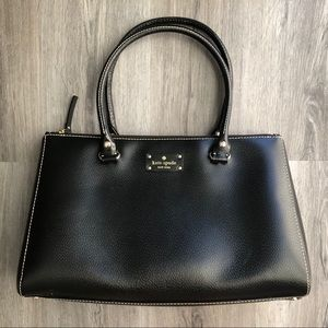 NEW Kate Spade Black Handbag